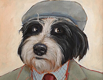 Paintings - Portraits