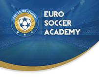 euro soccer academy  identity