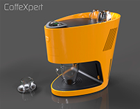 CoffeXpert | New machine for special coffe