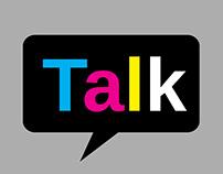 Print Talk logo