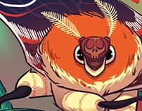 Moth Commander