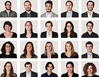 150 portraits KR Media  (GroupM / Groupe WPP)