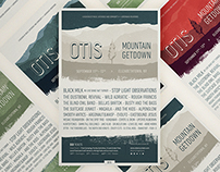 2015 Otis Mountain Get Down