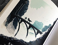 Shadow of the Colossus Official Playstation Art book