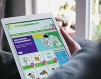 Corporate Design Oxfam Unverpackt