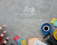 Forest Cloud Coffee Company - Visual Identity