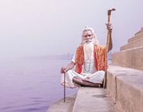 The Holy Men of Varanasi