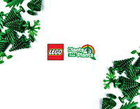 Lego - Plants from Plants