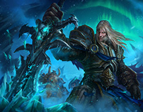 Frostmourne hungers