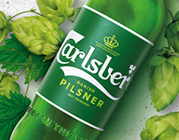 CARLSBERG REBRAND – CRAFTING THE ASSETS