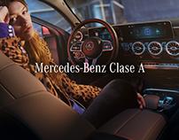 Print - Mercedes Benz Clase A