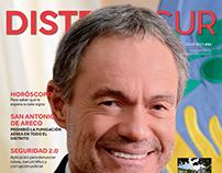 Revista Distrito Sur - Número 04, Julio 2017.
