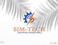 Engineering Logo  SIM-TECH