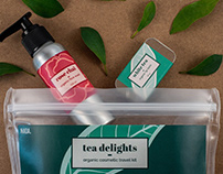 Tea Delights - Sustainable Packaging