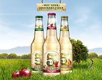 Not Your Ordinary Cider
