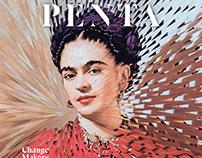 Penta Magazine Frida Kahlo