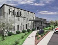 Hull & Associates, New Office Building