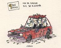 Sorocaba | 2014-2015 | Sketches - parte 2