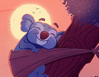 Koala - koko