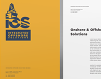 Logo & Branding - Integrated Offshore Solutions