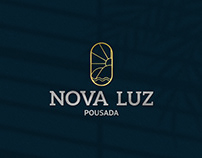 Pousada Nova Luz   Logo/ Identity