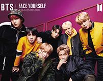 BTS regular album FACEYOURSELF