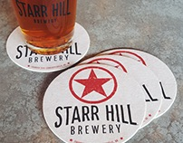 Starr Hill Brewery Rebrand