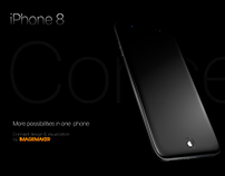 iPhone 8 - Concept project
