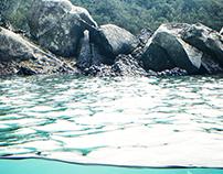 Mystery lake CGI