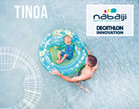 DECATHLON / TINOA early-learning water platform