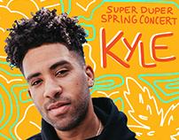 SUPER DUPER KYLE - MSU Spring Concert 2018