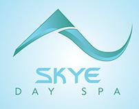 Skye Day Spa Branding & Website Design