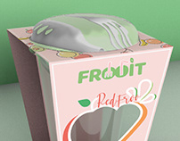 FROOIT - packaging