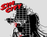 Sin City: Game (Just for Fun)WIP