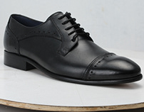 Ecommerce leather shoes