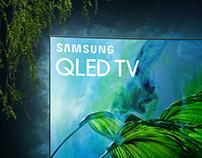 proposal for Samsung Qled TV