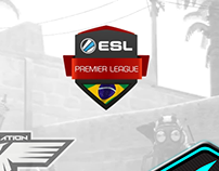 ESL | Brasil Premier League - Social Media