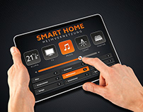 SMART HOME App for Media@Home-Cover