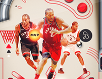 NBA Playoffs x Pinball - Toronto Raptors Game 3