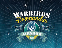Warbirds Downunder Event Brand
