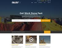 FullTilt Construction Website