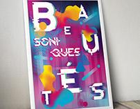 Beautés Soniques poster
