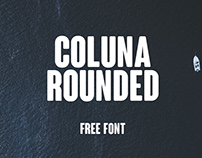 Coluna Rounded - Free Font