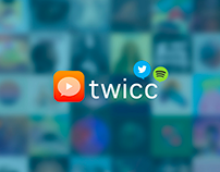 twicc - Come across music generated by tweets