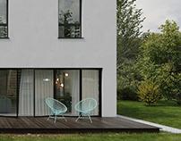 Easy-living house