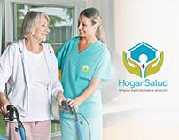Desarrollo de marca Hogar Salud Peru
