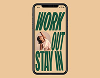 WorkOut, Stay In