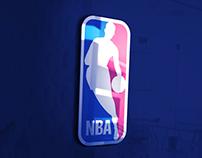 NBA Logo Redesigns
