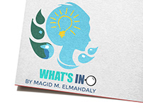 what's in logo