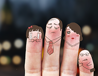 My finger family